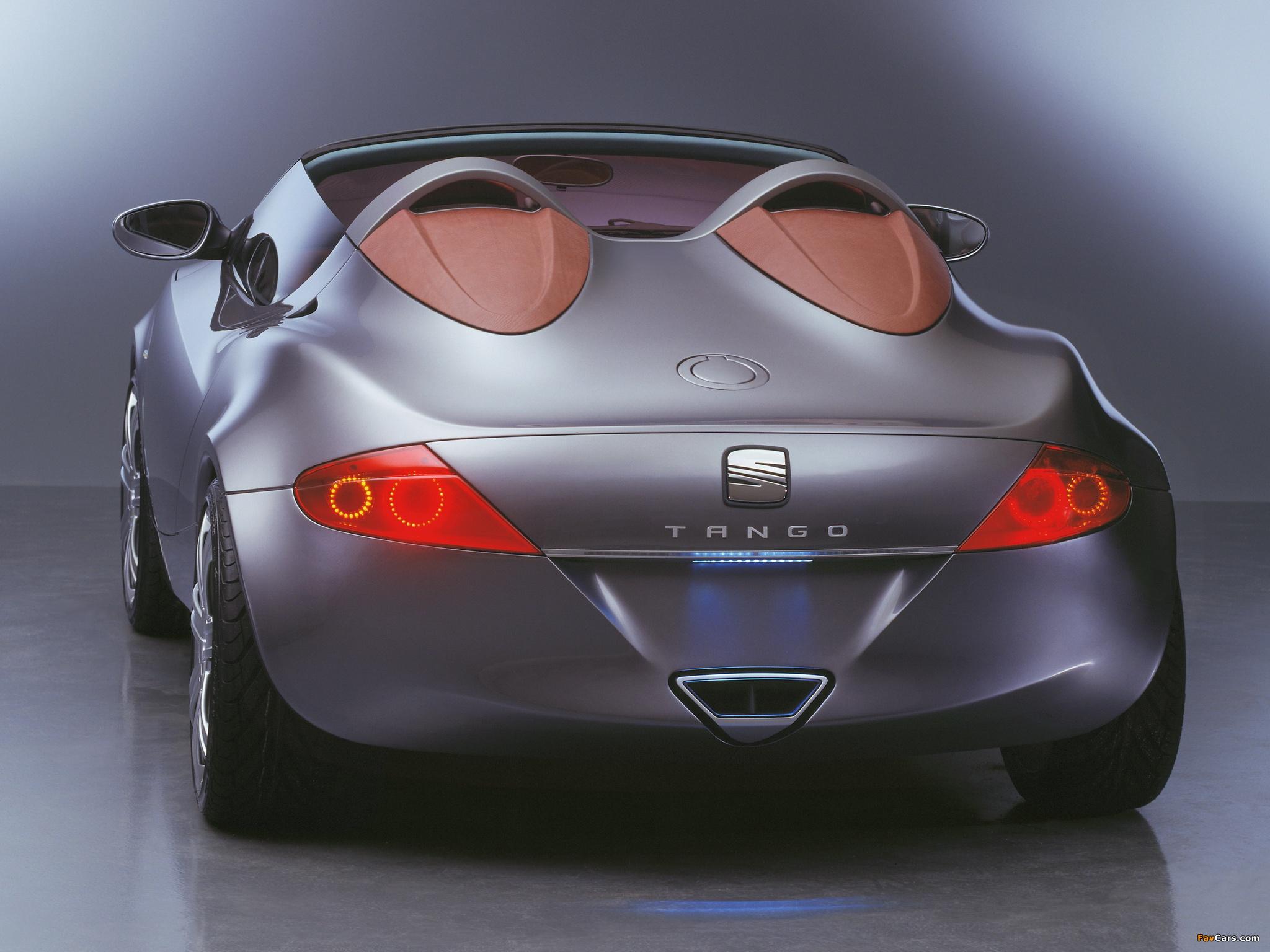 Seat Tango Concept 2001 photos (2048 x 1536)