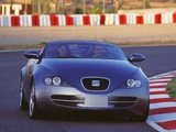 Seat Tango Concept 2001 wallpapers