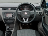 Seat Toledo UK-spec 2012 photos