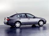 Seat Toledo (1M) 1999–2004 wallpapers