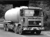 Seddon Atkinson 400 8x4 Tanker 1975–82 images