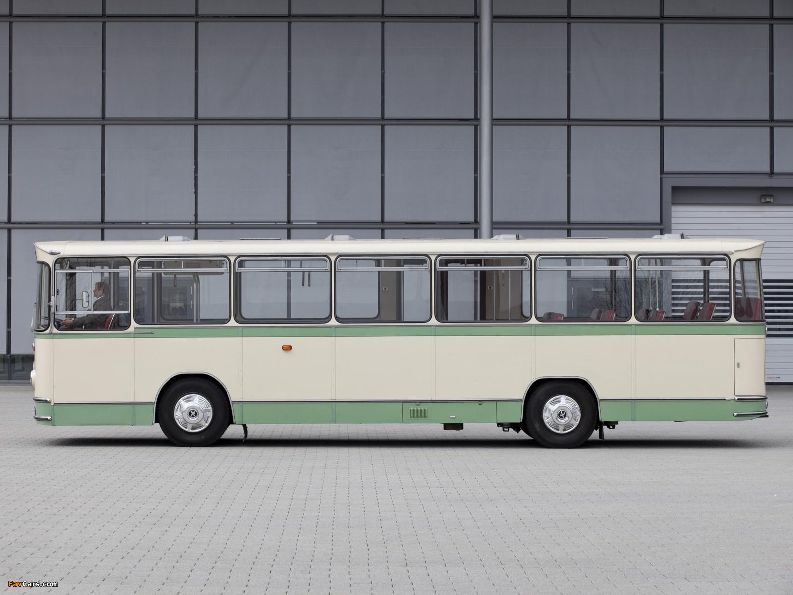 Setra S125 1963– photos (1600 x 1200)