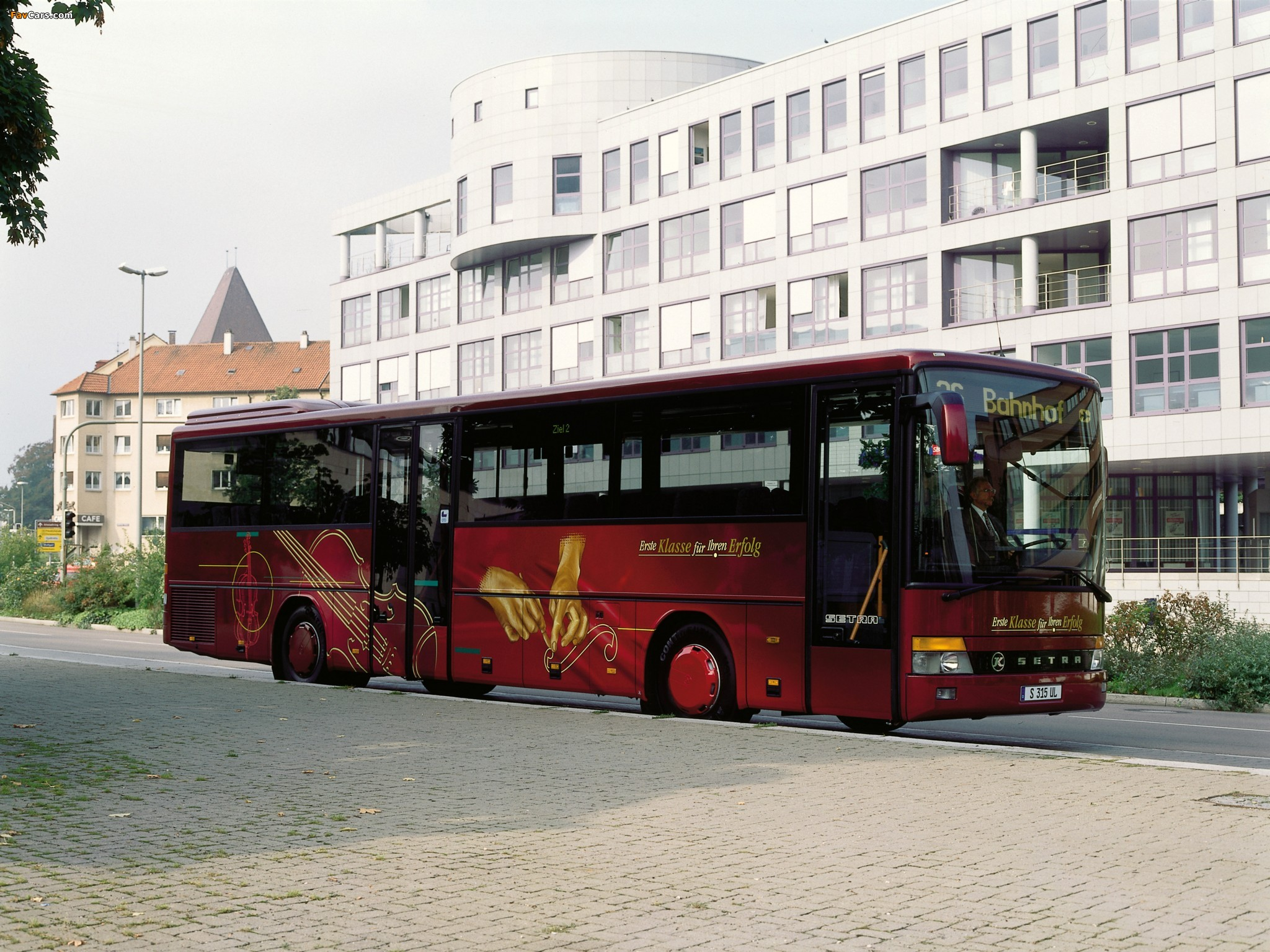 Setra S315 UL 1994–2002 pictures (2048 x 1536)
