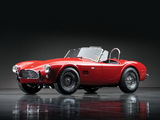 Images of Shelby Cobra 260 (MkI) 1962–63