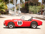 Images of Shelby Cobra 289 Factory Team Car (#CSX 2129) 1963