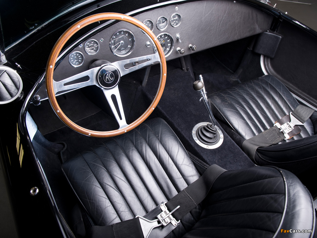 Images of Shelby Cobra 427 (MkIII) 1965 (1024 x 768)
