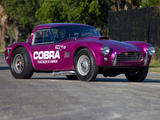 Photos of Shelby Cobra Coupe Dragon Snake 1963