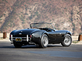 Pictures of Shelby Cobra 289 (MkII) 1963–65
