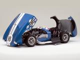 Pictures of Shelby Cobra 427 Flip-Top Prototype (#CSX 2196) 1964