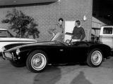 Shelby Cobra Roadster 1961–63 photos