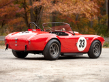 Shelby Cobra 260 Factory Competition 1962 images