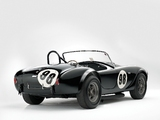 Shelby Cobra 289 Roadster Le Mans Racing Car 1963 photos