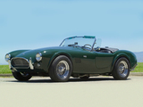 Shelby Cobra 289 (MkII) 1963–65 pictures