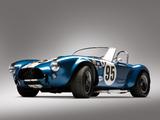 Shelby Cobra USRRC Roadster 1964 images