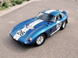 Shelby Cobra Daytona Coupe 1964–65 pictures