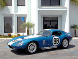 Superformance Shelby Cobra Daytona Coupe 2008 wallpapers
