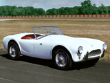 Shelby Cobra Roadster 1961–63 wallpapers