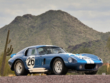 Shelby Cobra Daytona Coupe 1964–65 wallpapers