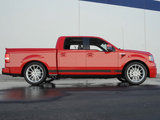 Photos of Shelby F-150 Super Snake Concept 2009