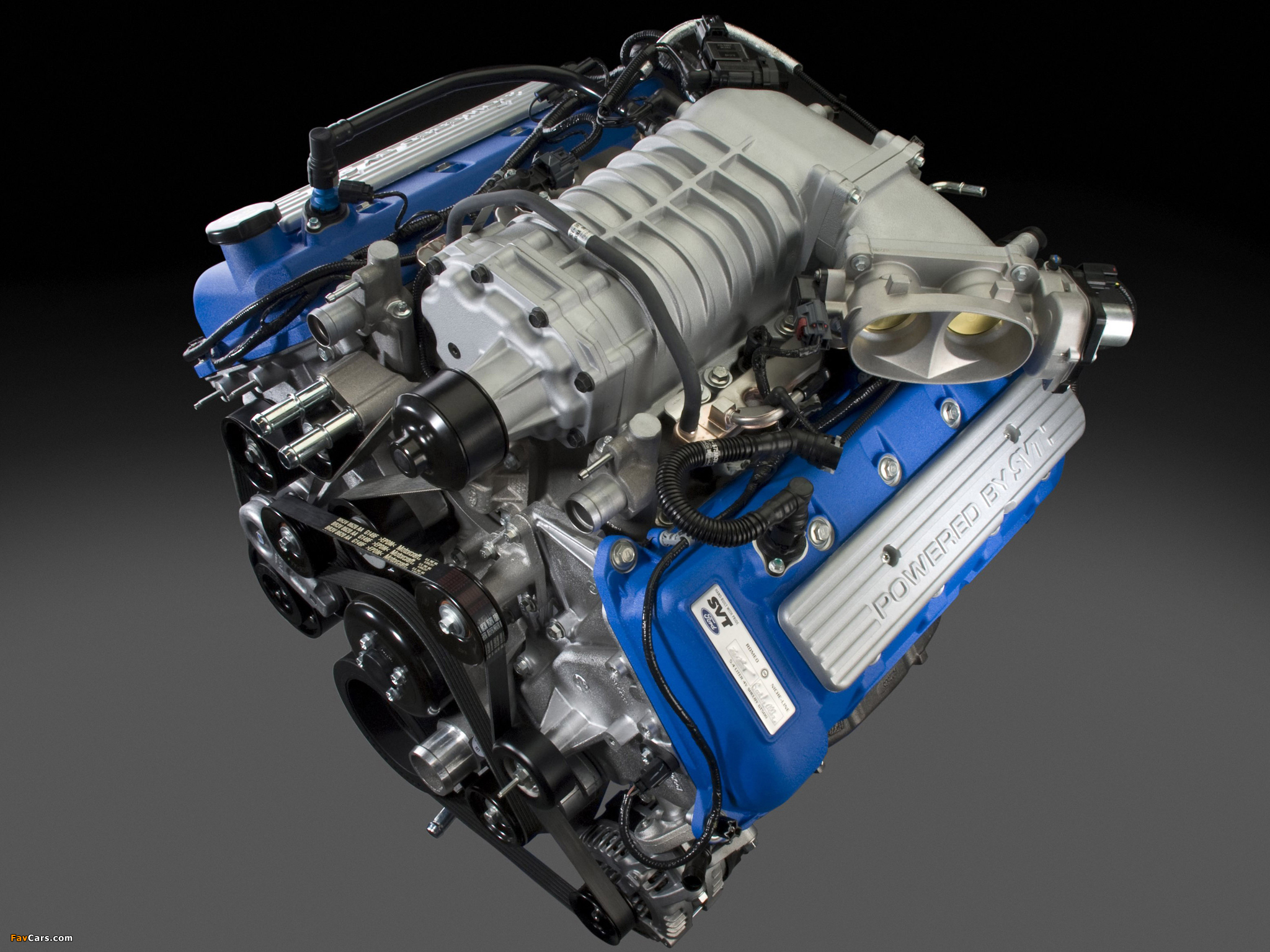 Photos of Engines  Shelby 5.4 V8 (2048 x 1536)