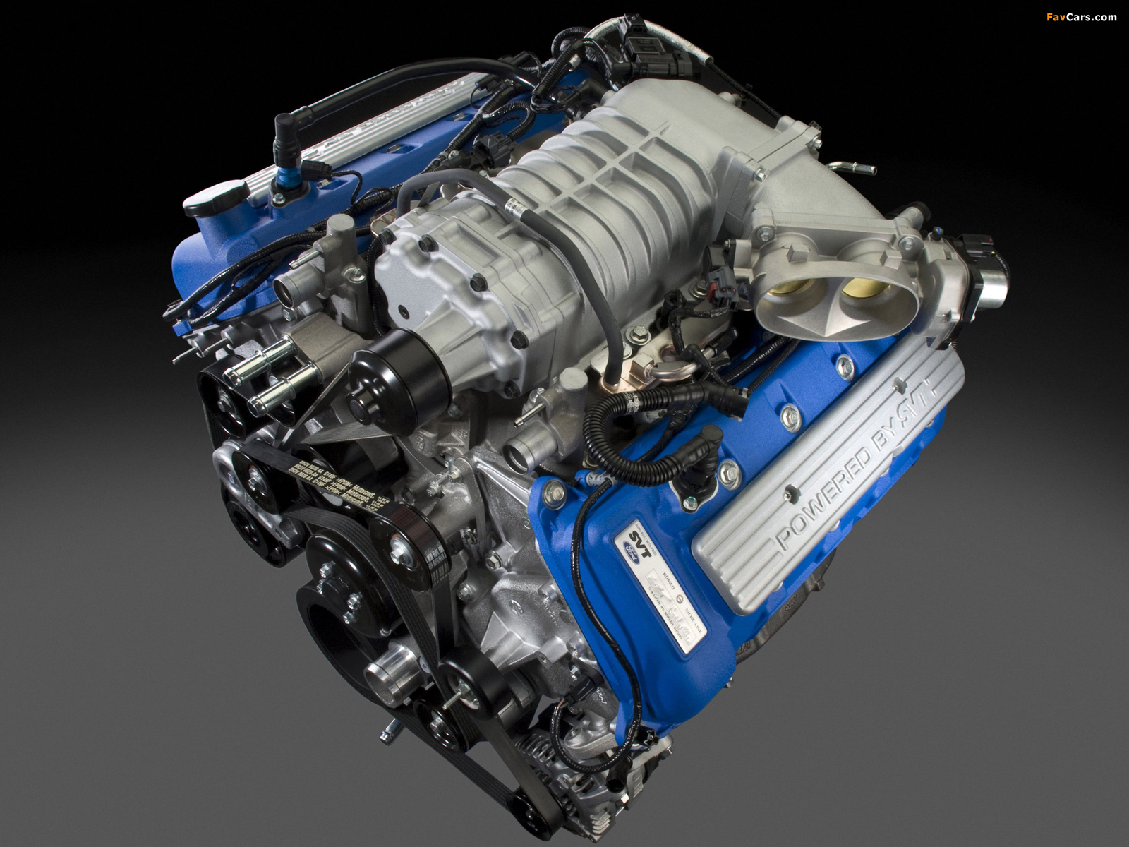 Photos of Engines  Shelby 5.4 V8 (1600 x 1200)