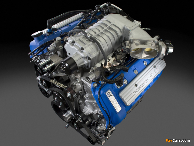 Photos of Engines  Shelby 5.4 V8 (800 x 600)