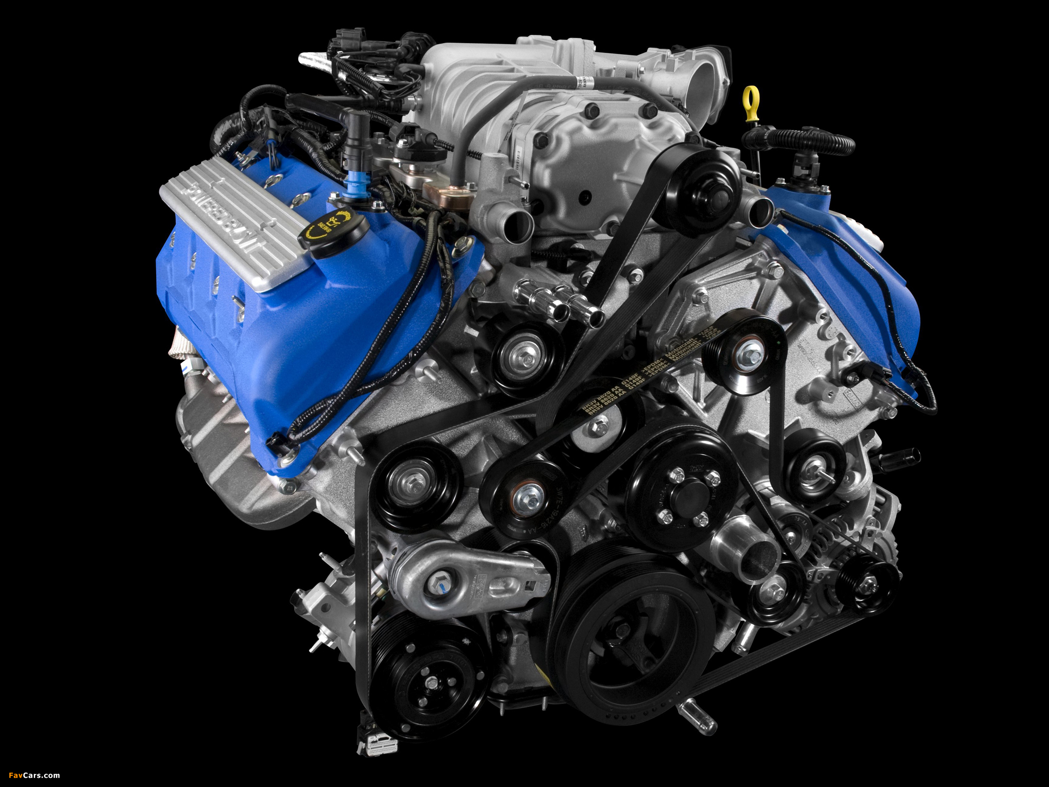 Pictures of Engines  Shelby 5.4 V8 (2048 x 1536)