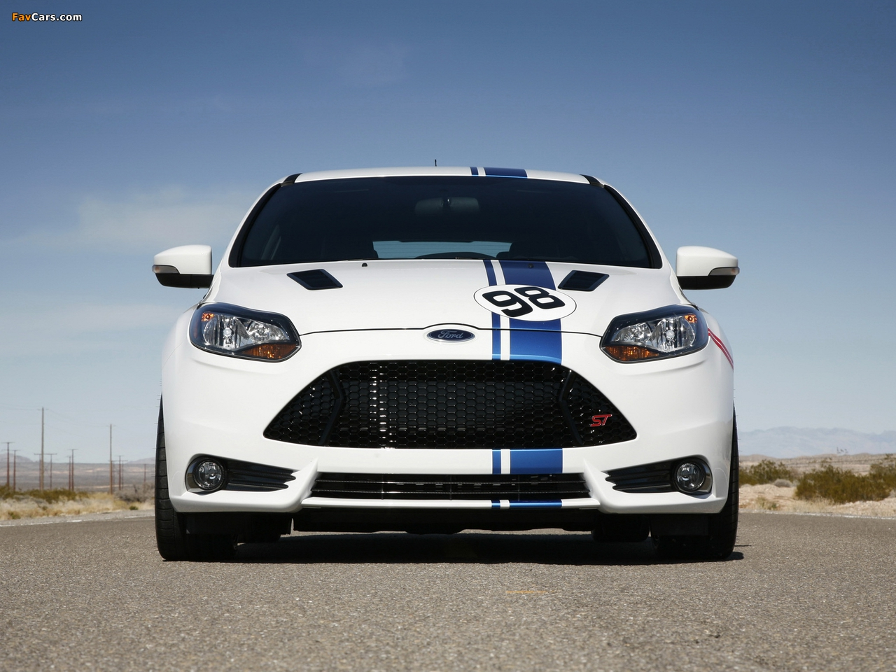 Shelby Focus ST 2013 pictures (1280 x 960)