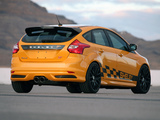 Shelby Focus ST 2013 wallpapers