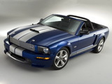 Photos of Shelby GT Convertible 2008–09