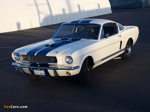 Images of Shelby GT350 Prototype 1965 (640 x 480)
