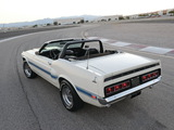 Photos of Shelby GT350 Convertible 1969