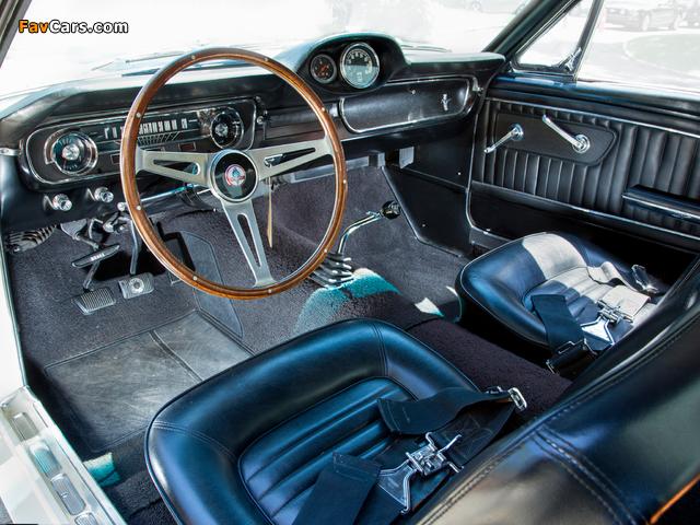 Shelby GT350 1965 photos (640 x 480)