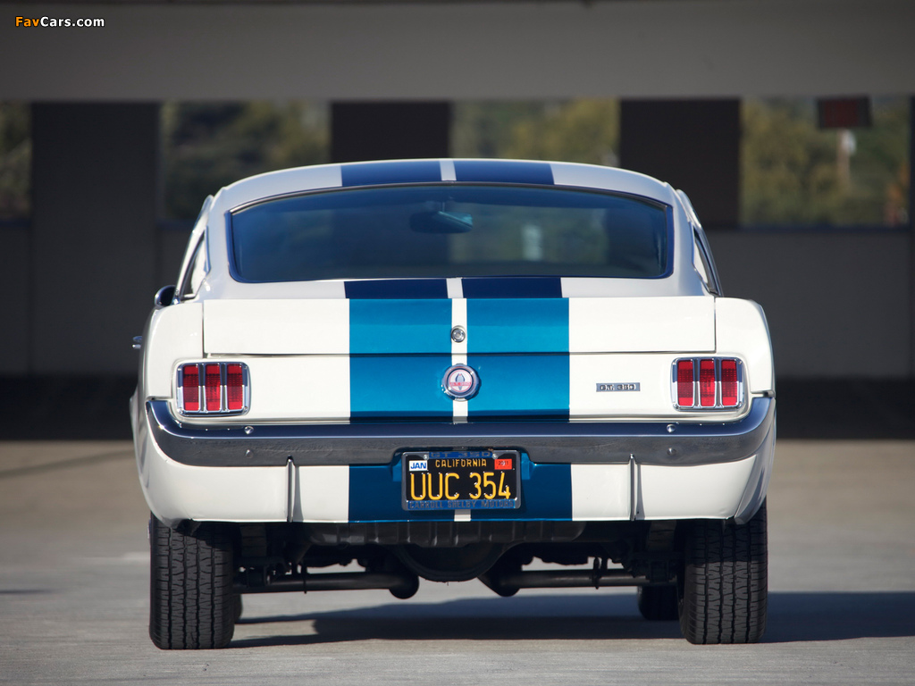 Shelby GT350 Prototype 1965 pictures (1024 x 768)