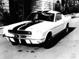Shelby GT350 1966 photos