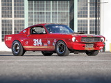 Shelby GT350H SCCA B-Production Race Car 1966 wallpapers