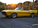 Shelby GT350 Convertible 1969 images