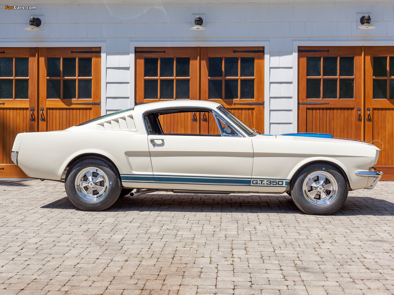 Shelby GT350 1965 wallpapers (1280 x 960)