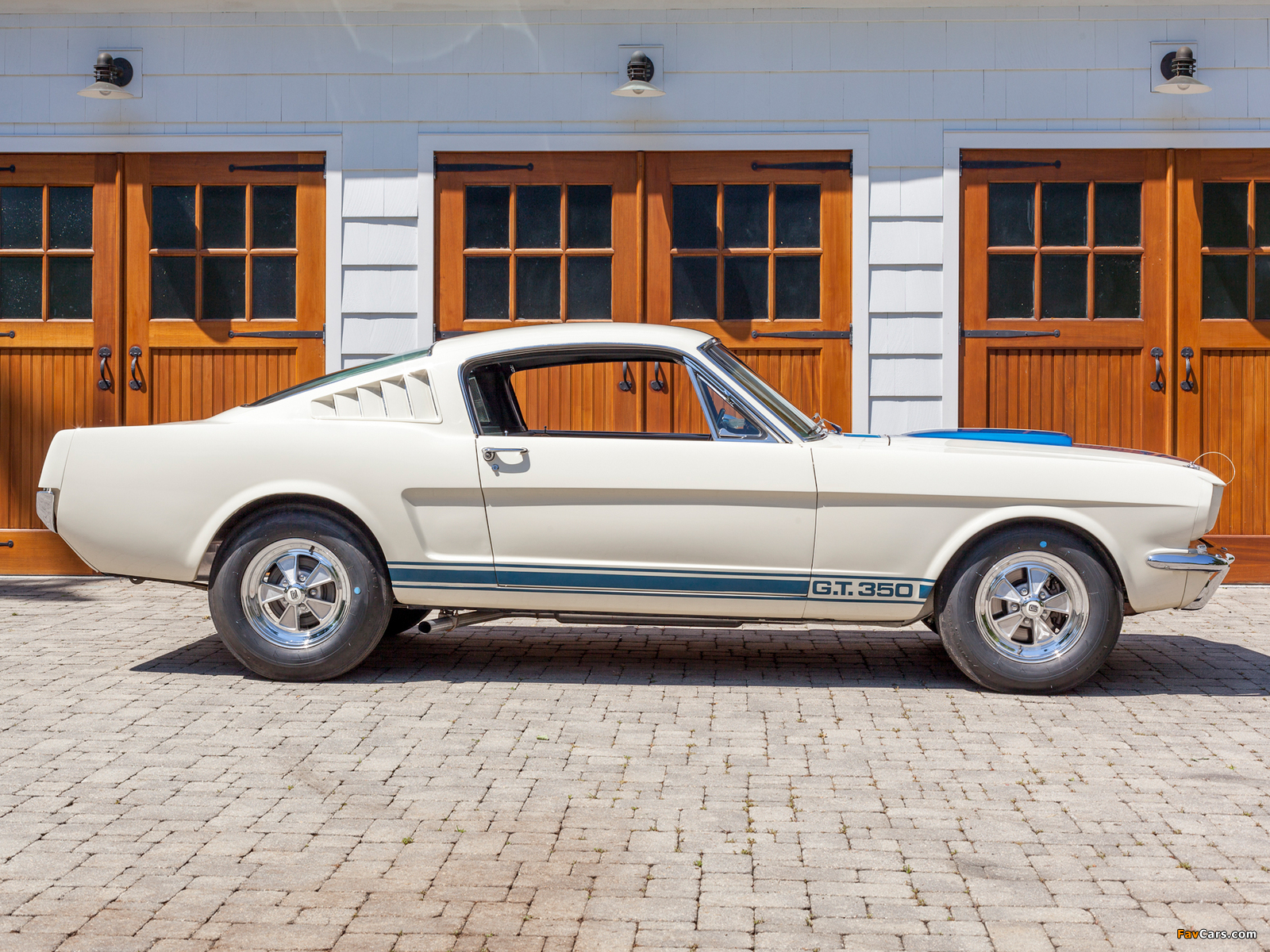 Shelby GT350 1965 wallpapers (1600 x 1200)