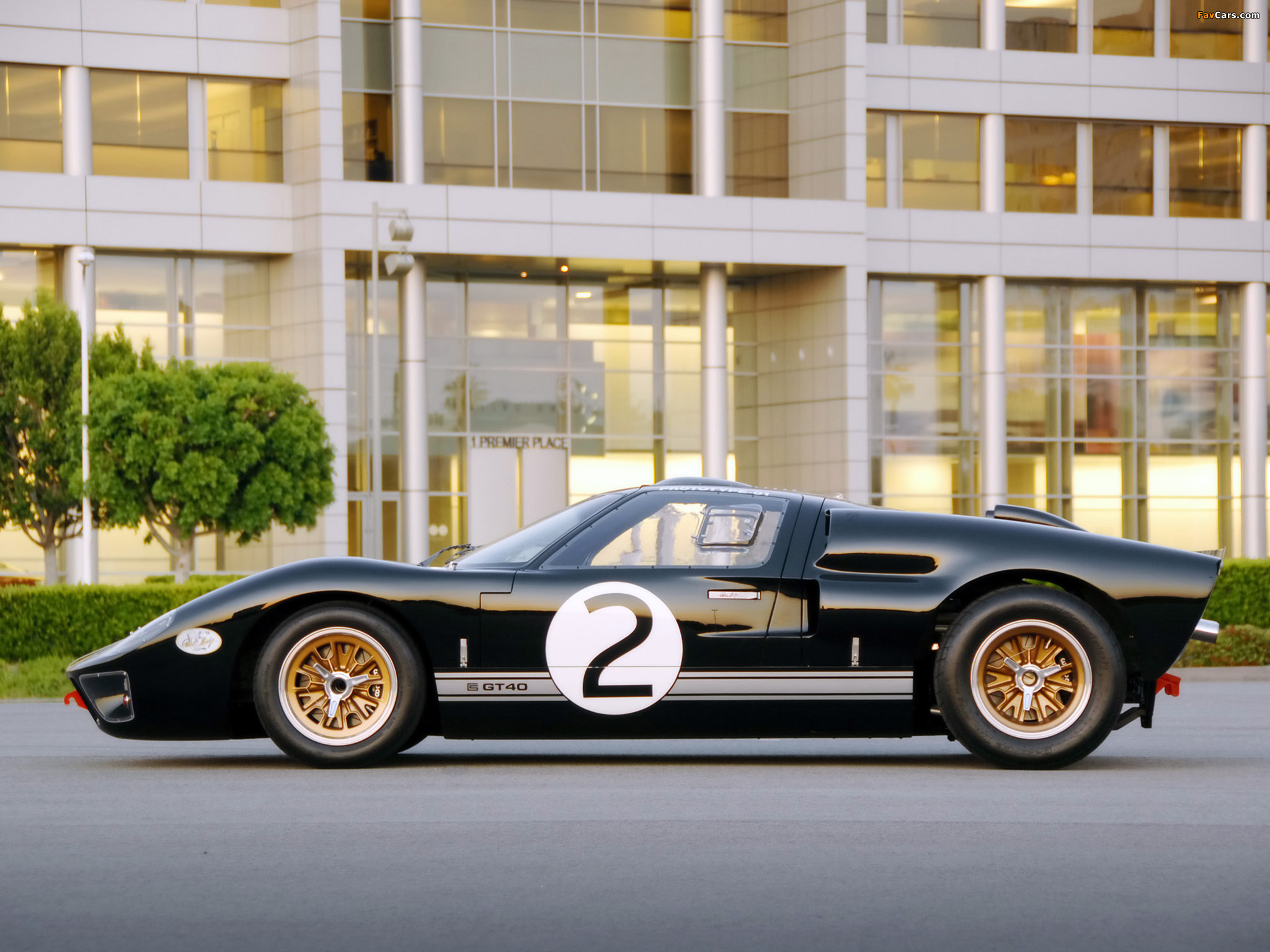 Images of Shelby 85th Commemorative GT40 2008 (2048 x 1536)
