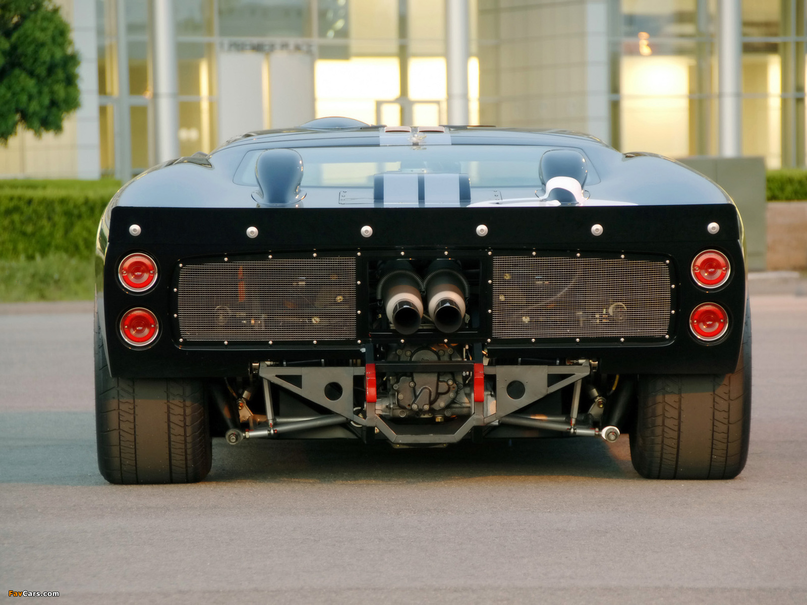 Shelby 85th Commemorative GT40 2008 wallpapers (1600 x 1200)