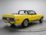 Images of Shelby GT500 KR Convertible 1968