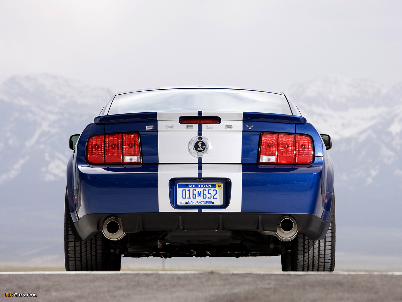 Photos of Shelby GT500 KR 40th Anniversary 2008 (1280 x 960)