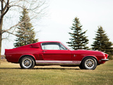 Pictures of Shelby GT500 KR 1968