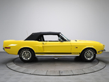 Shelby GT500 KR Convertible 1968 images