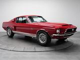 Shelby GT500 KR 1968 photos