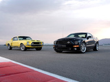 Shelby Mustang GT500KR 1968 & 2008 photos