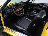 Shelby GT500 KR Convertible 1968 pictures