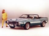 Photos of Shelby GT500 Convertible 1969