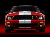 Photos of Shelby GT500 2005–08